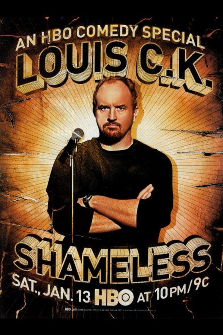Louis CK Shameless poster