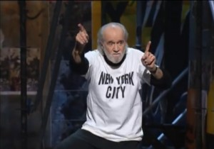 George Carlin new york