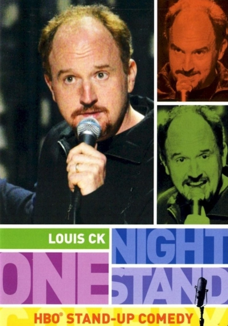 Louis CK One Night Stand poster